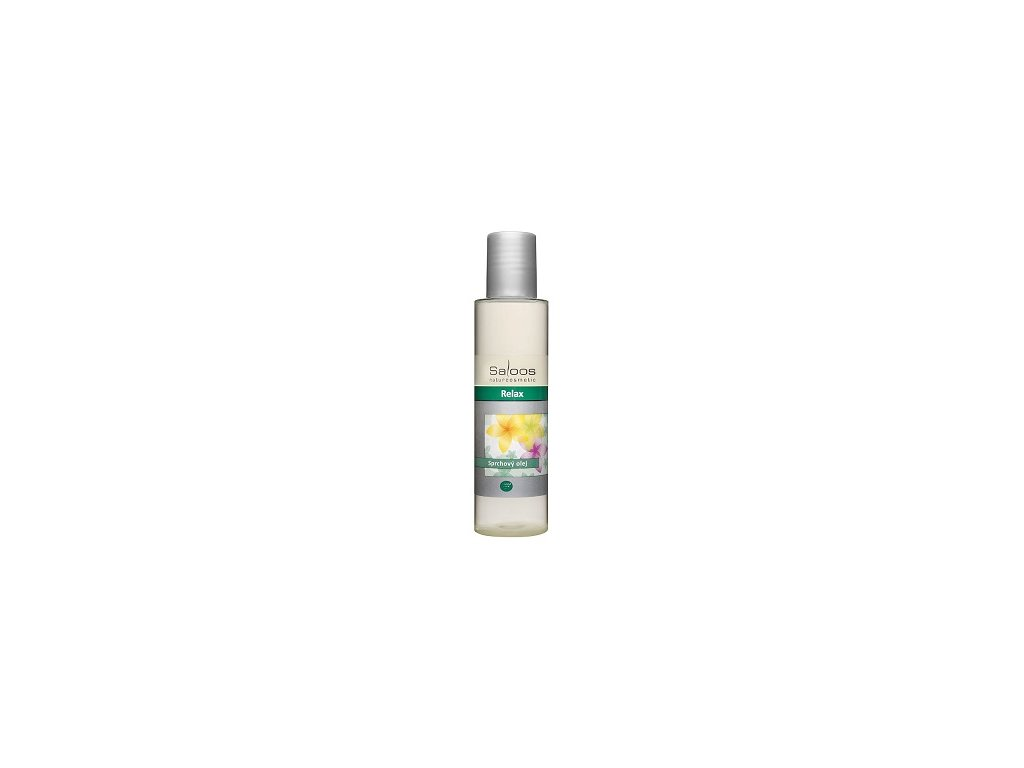 Sal - Sprchový olej Relax 125ml