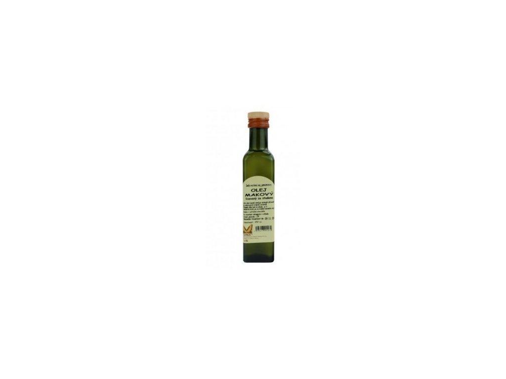 Olej makový 250ml