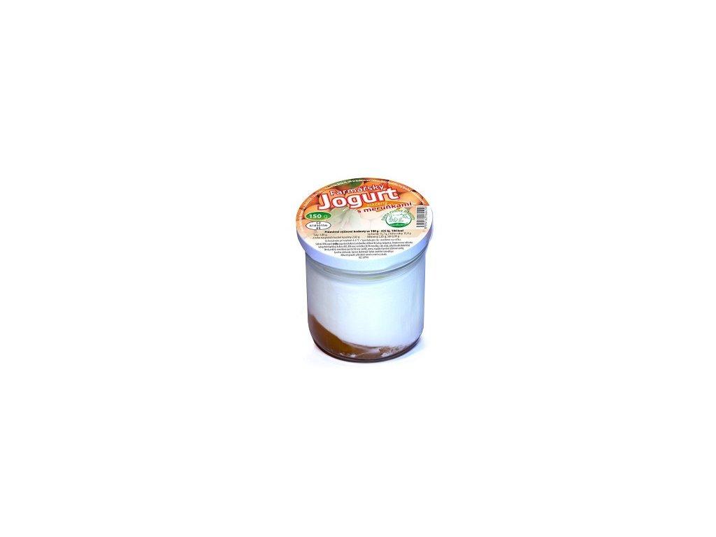 N - Jogurt meruňka 150g