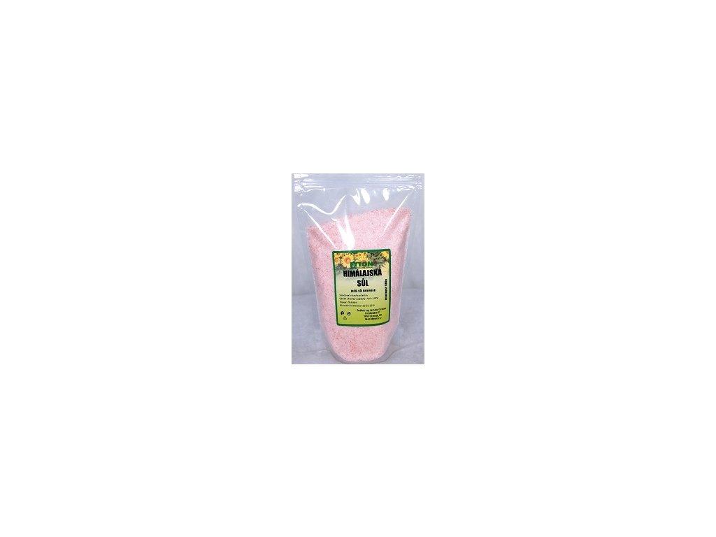 Sůl himalájská růžová 600g