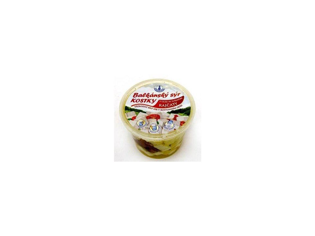 JS - Balkánské kostky s rajčaty 370ml