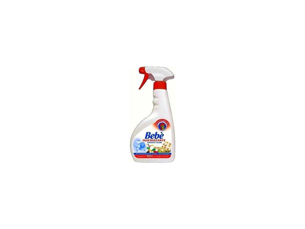 Běl - Bebe dezinfekční čistící sprey
