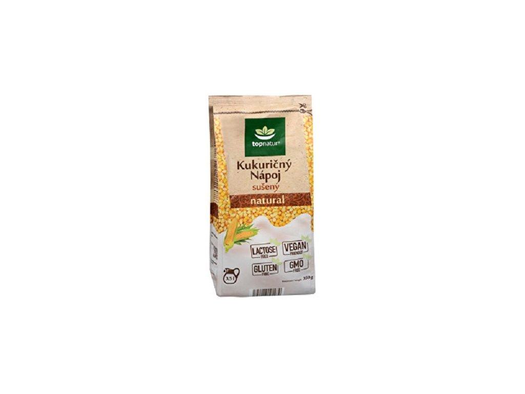 Nápoj kukuřičný sušený sáček 350g Topnatur