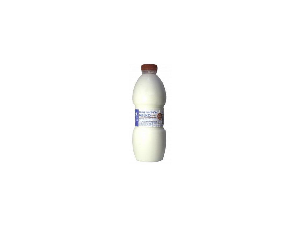 JS - Mléko selské 1l