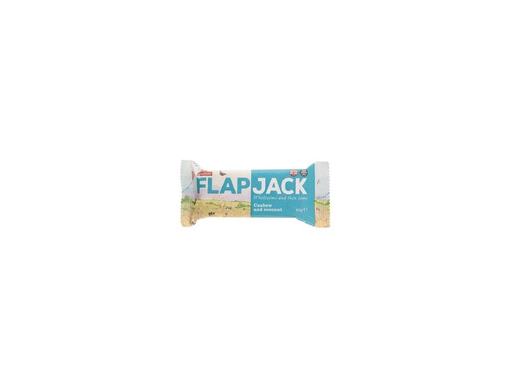 A - CL - Flapjack ovesný kešu-kokos 80g