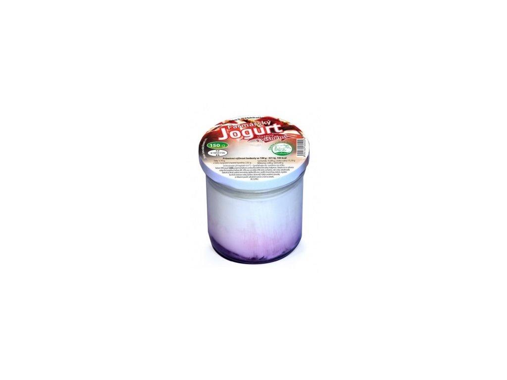 N - Jogurt višeň 150g
