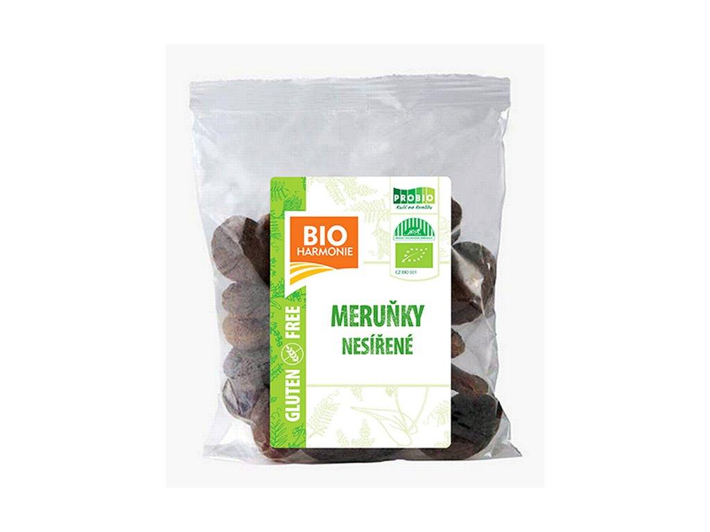 Meruňky nesířené BIO 200g