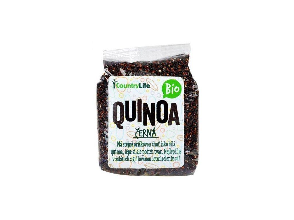 Qiunoa černá BIO 250g