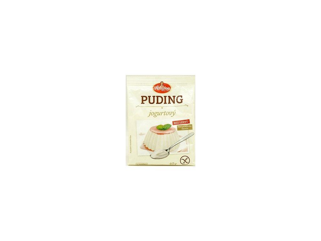 Puding jogurtový bezlepkový AMYLON