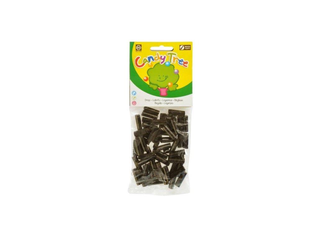 Lékořice kousky BIO 100g Candy Tree