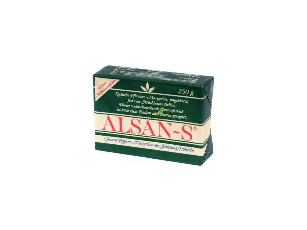 Rostlinný tuk ALSAN 250g fyton