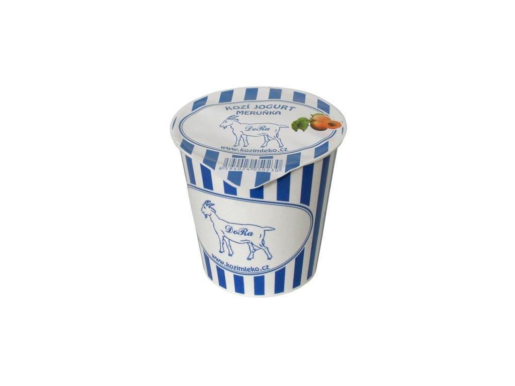 Kozí jogurt meruňka 150g  Fyton DoRa