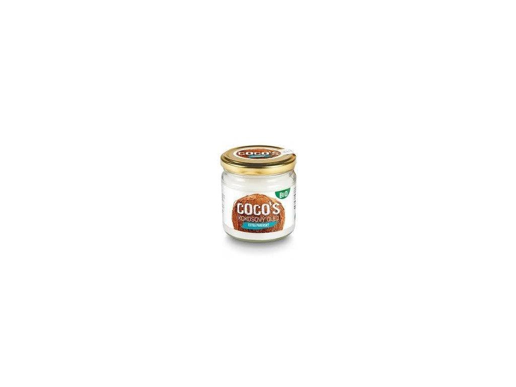 Olej kokosový BIO panenský 400ml