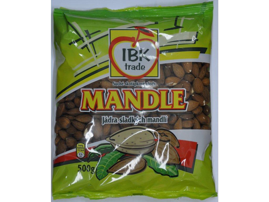 Mandle 100g IBK Fyton