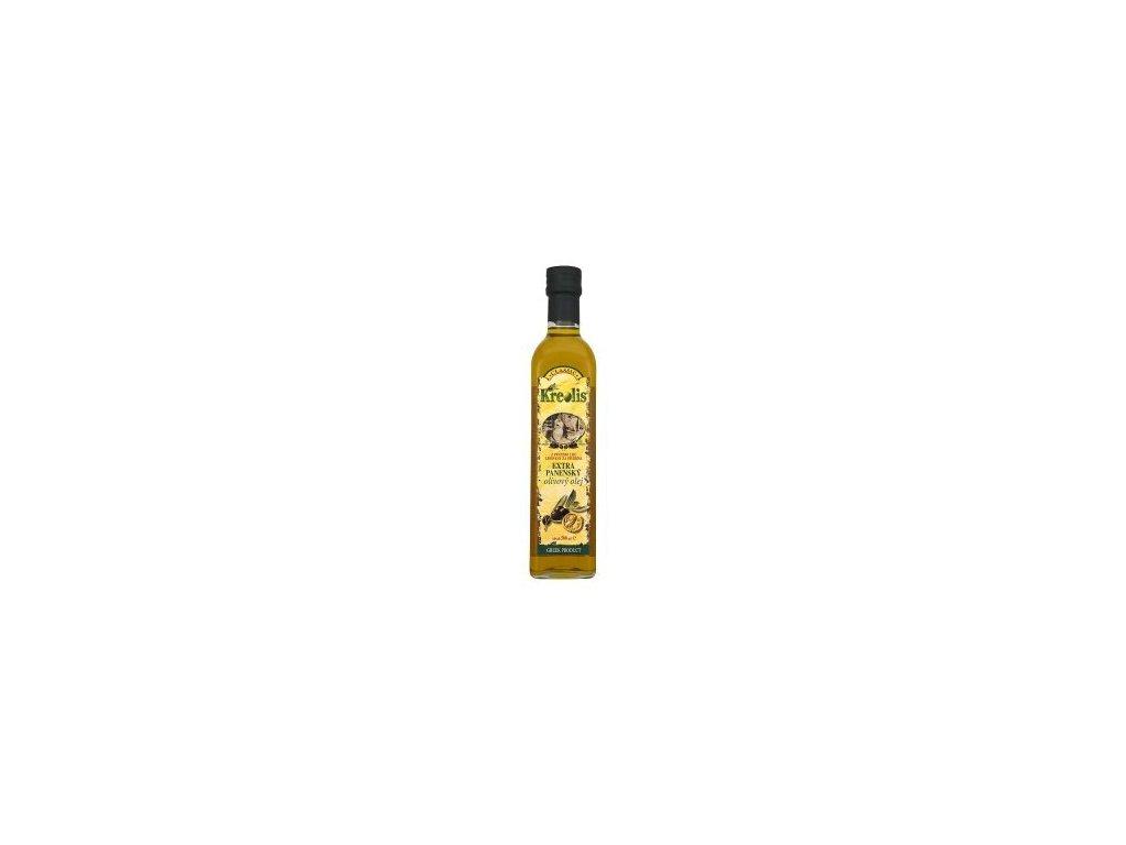 Olej olivový Kreolis 0,5l