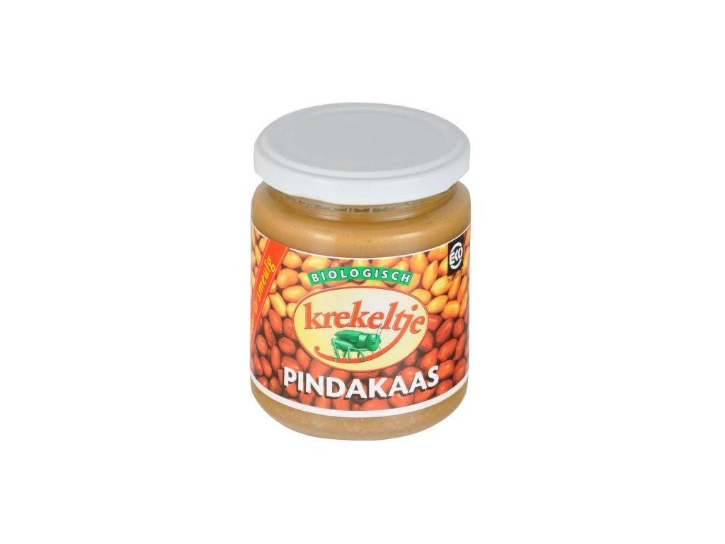 Krém arašídový jemný 250g BIO