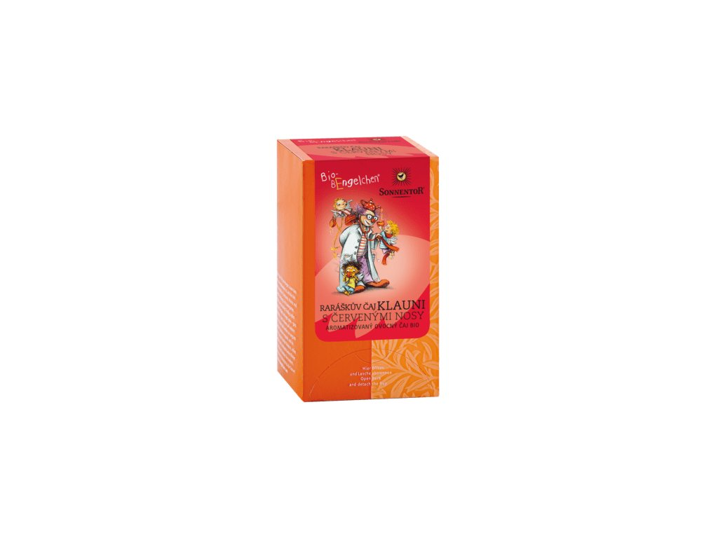 Raráškův čaj Klauni 40g Sonnentor