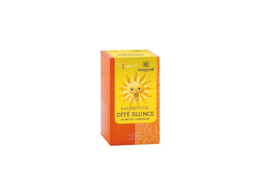 Raráškův čaj Dítě slunce 30g Sonnentor
