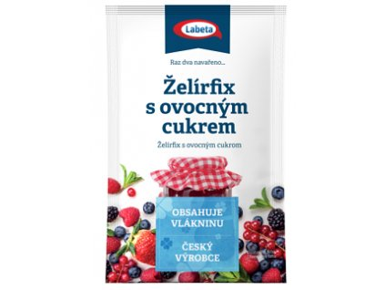Želírfix DIA s ovocným cukrem 20g