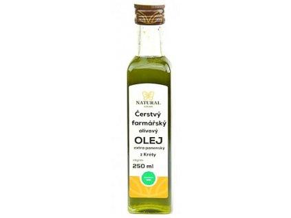 Olej olivový farmářský z Kéty
