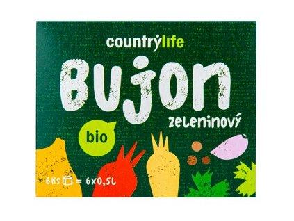 Bujón zeleninový 66g BIO CL