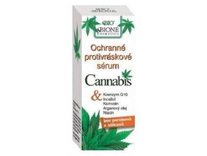 Běl - Cannabis protivráskové sérum 40ml
