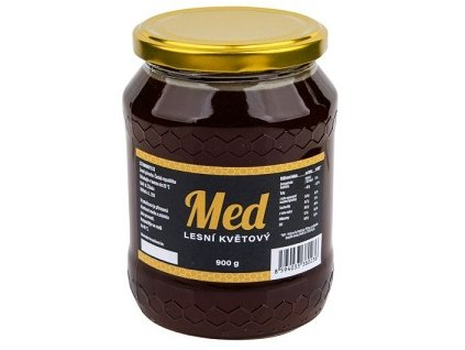 Med květový pasterovaný 900g Číhala