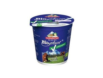 Jogurt bez laktózy bílý BIO 150g