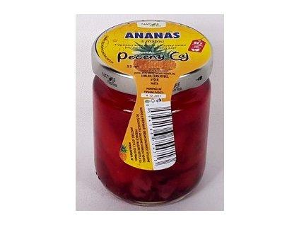Běl - Ananas s mátou 55ml cukr
