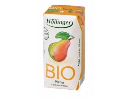 Šťáva hruška BIO 200 ml Hollinger