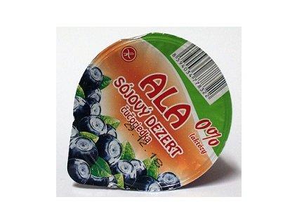 Sojový dezert borůvka, ALA 0% laktozy 135g