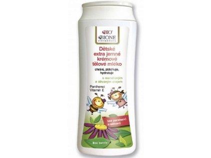 Běl - Dětské tělové mléko extra jemné