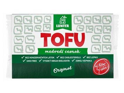 Alfa - Tofu medvěd. česnek 180g