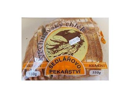 Věch - Chléb krájený 550g