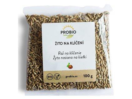 Žito na klíčení 100g BIO