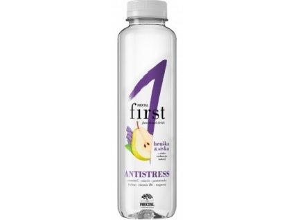 Funkční voda - antistress - hruška,levandule 0,5l
