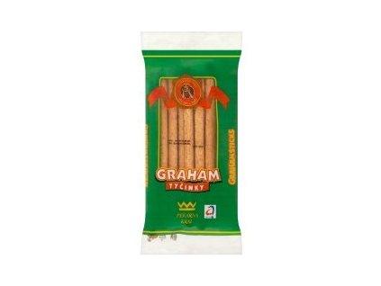 Tyčinky grahamové 100g  Král