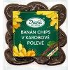 Diana - Banán chips v karobové polevě 100g