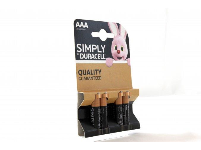Baterie Duracell AAA