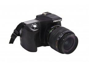 Zrcadlovka Pentax K110D