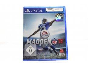 HRA PS4 Madden NFL 16