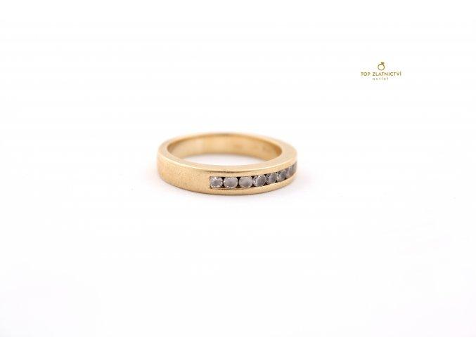 Zlatý prsten 4.35g