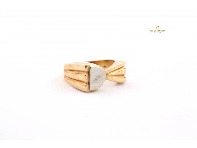 Zlatý prsten 8.46g