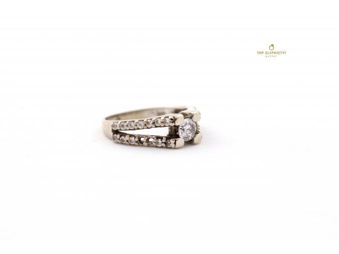 Zlatý prsten 3.03g - zlomkové zlato