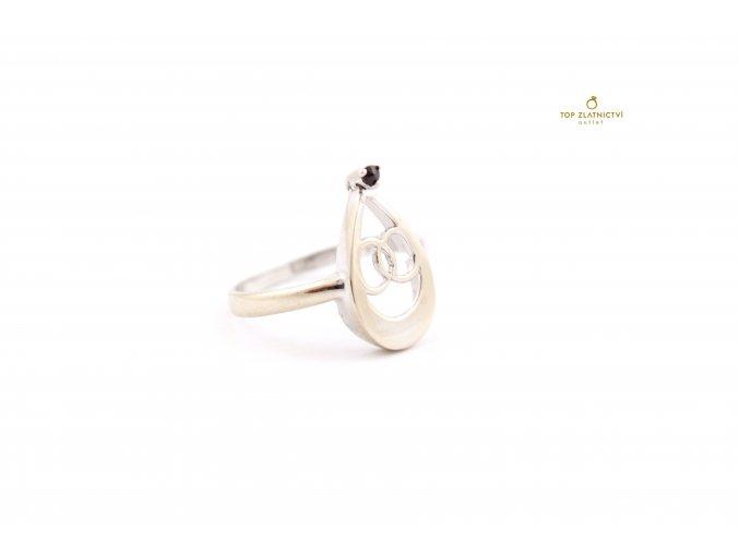 Zlatý prsten 2.55g