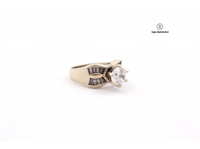 Zlatý prsten 4.13g