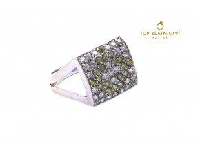 Zlatý prsten 5.96g