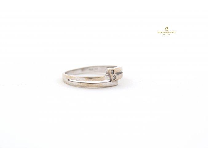 Zlatý prsten 2.96g