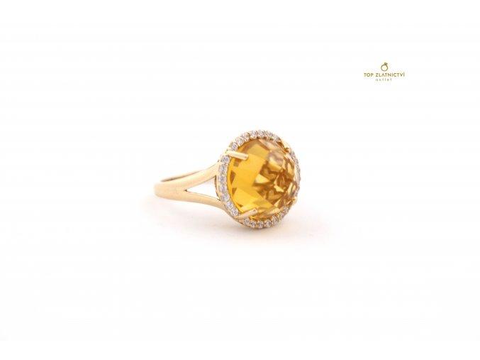 Zlatý prsten 4.33g