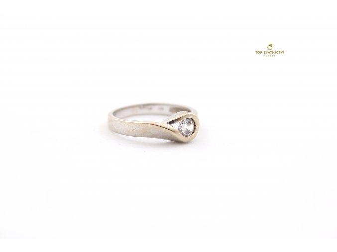 Zlatý prsten 2.66g